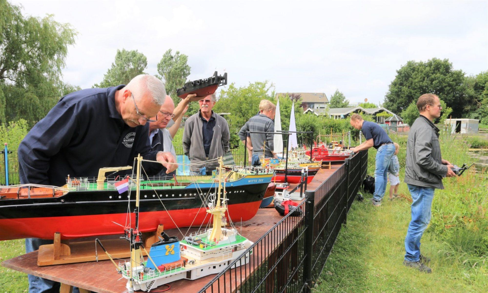 Modelbouw Vereniging Wassenaar